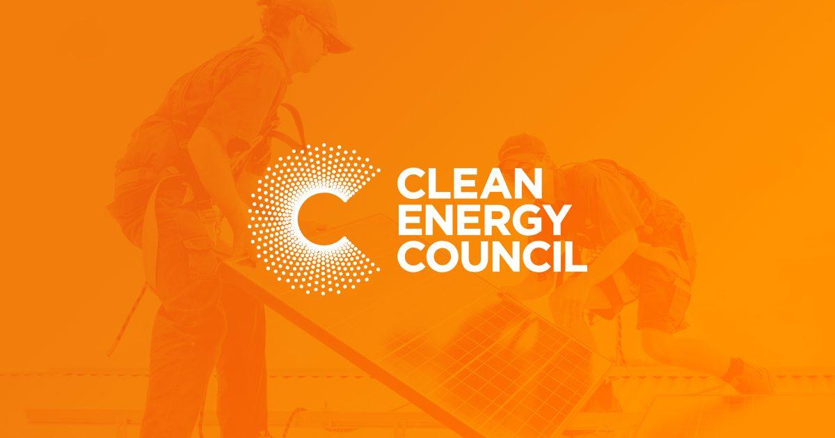 News Listing   Clean Energy Council